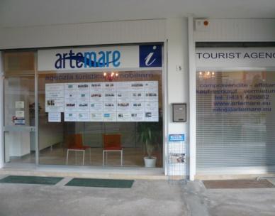 Agenzia Artemare Lignano ingresso